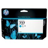Картридж HP B3P19A № 727 Cyan