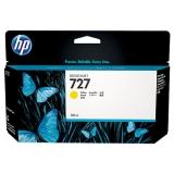 Ink Cartridge HP B3P21A № 727 Yellow