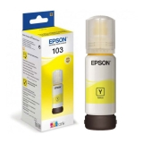 Ink Bottle Epson C13T00S44A №103 Yellow original