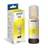 Контейнер с чернилами Epson C13T00S44A №103 Yellow original