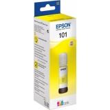 Ink Bottle Epson C13T03V44A №101 Yellow original