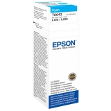 Контейнер с чернилами Epson C13T66424A Cyan original