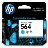 Ink Cartridge HP 564 CB318WA cyan