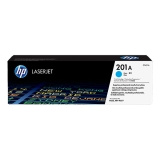 Print Cartridge HP 201A cyan (Original)