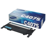 Cartridge CLT-C407S cyan Original