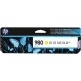 Ink Cartridge HP 980 D8J09A Yellow