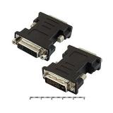 Переходник DVI24+1M/DVI24+5F (HAP-007)