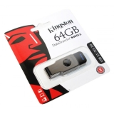 Flash Drive 64Gb USB 2.0 DataTraveler Swivl Kingston