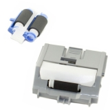 Ролик подачи + тормозная площадка HP LJ M501/M506/M527