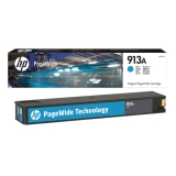 Ink Cartridge HP 913A F6T77AE cyan