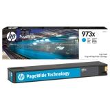 Картридж HP F6T81AE № 973X cyan