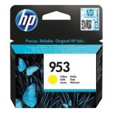 Картридж HP F6U14AE № 953 Yellow