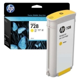 Ink Cartridge HP 728 F9J65A Yellow