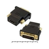 Переходник HDMI F/ DVI24+1M (HAP-009)