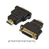 Переходник HDMI M/ DVI24+1F (HAP-005)
