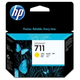 Ink Cartridge HP 711 Yellow (Original)