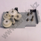 Набор шестеренок узла привода печки HP LJ P3005/M3027/M3035