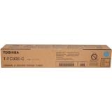 Тонер-картридж Toshiba T-FC30EC cyan