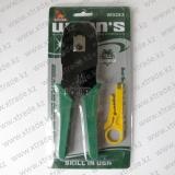 Crimping Tool (RJ-45, RJ-11, RJ-12)