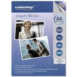 Double Sided High Glossy Inkjet Photo Paper COLORWAY A4 155g 100sheets