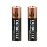 Battery AA (LR6/1.5V) DURACELL alkaline