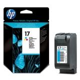 Картридж HP № 17 color (Original)