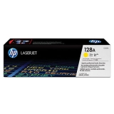 Cartridge HP 128A yellow (original)