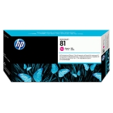 Printhead HP 81 magenta (Original)