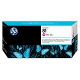 Печатающая головка HP № 81 magenta (Original)