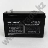 Қорғасын-ащылықтың аккумуляторы үшін ИБП 12V/7.5Ah