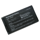 Аккумулятор для ноутбука ASUS A32-F80 4400mAh