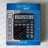 Калькулятор Crocodile CR-28
