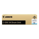 Drum Unit Canon C-EXV34 көгілдір