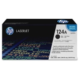 Print Cartridge HP 124A black (Original) Q6000A