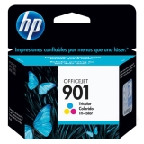 Ink Cartridge HP 901 color (Original)