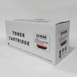 Print Cartridge CF450A (№ 655A) black