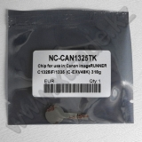 Chip Canon iR C1325/C1335 black