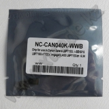 Chip Canon LBP710C/ LBP712Cx black