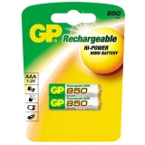Rechargeable Battery AAA (GP85AAAHC-L2)