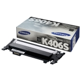 Cartridge Samsung CLT-K406S black (Original)