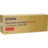 Developer Cartridge Epson C900/C1900 Magenta Original