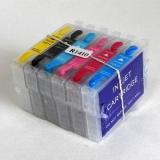 Refillable Inkjet Cartridges T0811-T0816