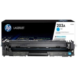 Print Cartridge HP 203A cyan (Original)