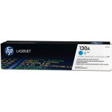 Print Cartridge HP 130A cyan (Original)