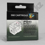 Inkjet Cartridge PG-40 black