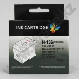 Inkjet Cartridge HP 136 color