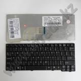 Ноутбук Acer One A150/D150/D250/ZG5/531H үшін пернетақта қара