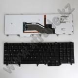 Клавиатура для ноутбука DELL M4800/M4600/E5520/E6520