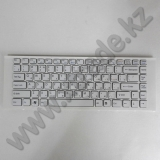 Клавиатура для ноутбука Sony VPC-EA белая
