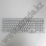 Клавиатура для ноутбука Sony VPC-EB белая